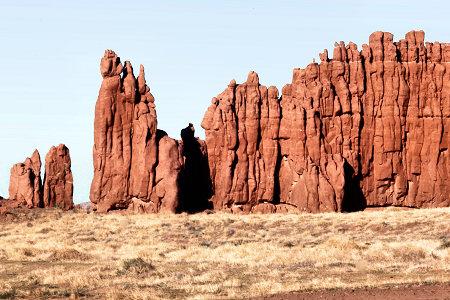 LIVING TRAVEL - ARIZONA, UNITED STATES - Navajo Country