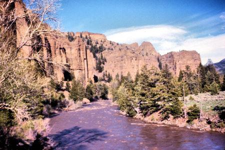 Living Travel Wyoming United States