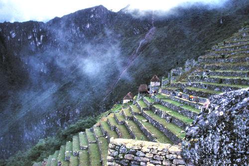Living Travel Peru Machu Picchu